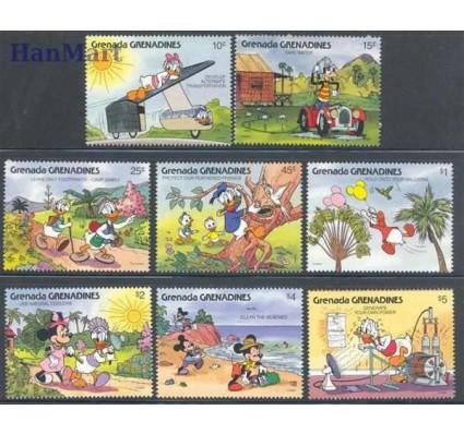 Znaczek Grenada i Grenadyny 1991 Mi 1409-1416 Czyste **