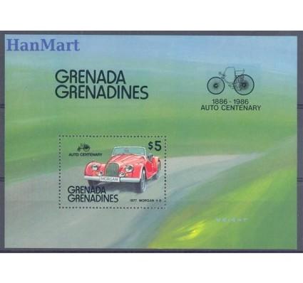Znaczek Grenada i Grenadyny 1986 Mi bl 120 Czyste **
