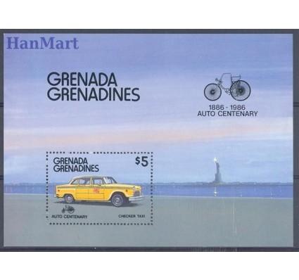 Znaczek Grenada i Grenadyny 1986 Mi bl 121 Czyste **