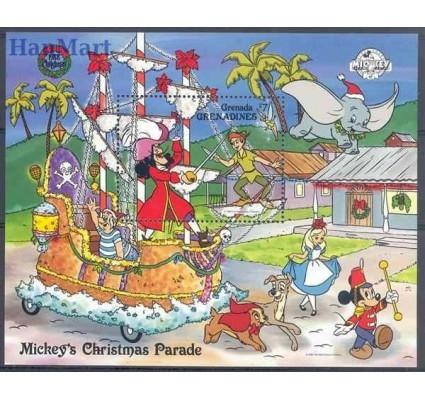Znaczek Grenada i Grenadyny 1988 Mi bl 162 Czyste **