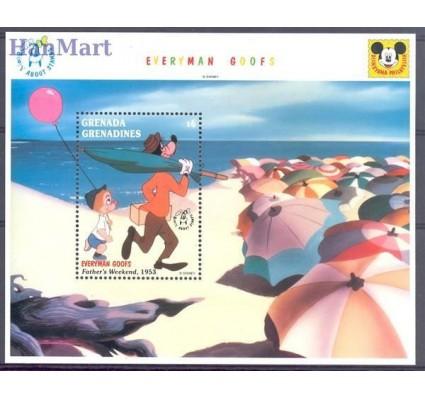 Znaczek Grenada i Grenadyny 1992 Mi bl 255 Czyste **
