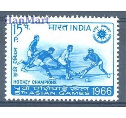 Znaczek Indie 1966 Mi 420 Czyste **