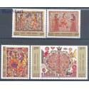 Indie 2000 Mi 1786-1790 Czyste **