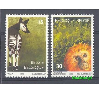 Belgia 1992 Mi 2538-2539 Czyste **