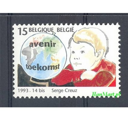 Belgia 1993 Mi 2583 Czyste **