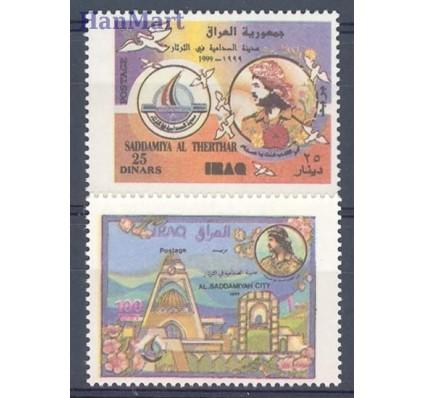 Znaczek Irak 1999 Mi 1602-1603 Czyste **