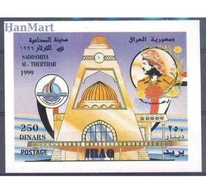 Znaczek Irak 1999 Mi bl 86 Czyste **
