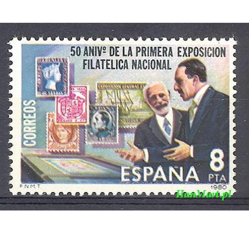 Hiszpania 1980 Mi 2468 Czyste **