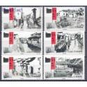 Chiny 2001 Mi 3229-3234 Czyste **