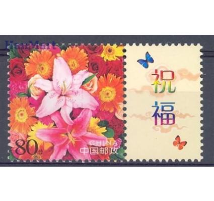 Znaczek Chiny 2002 Mi zf 3404 Czyste **
