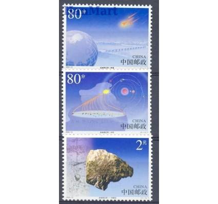 Znaczek Chiny 2003 Mi 3448-3450 Czyste **