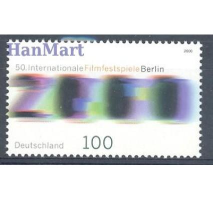 Znaczek Niemcy 2000 Mi 2102 Czyste **