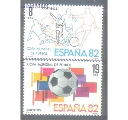 Hiszpania 1980 Mi 2462-2463 Czyste **