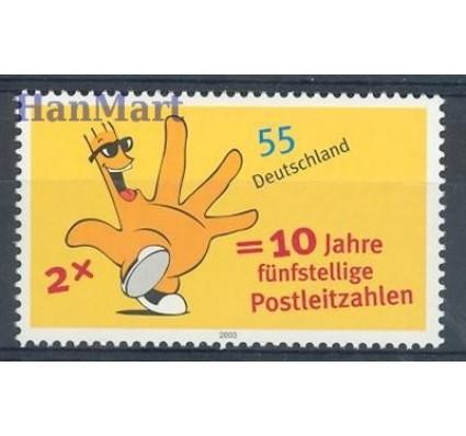 Znaczek Niemcy 2003 Mi 2344 Czyste **