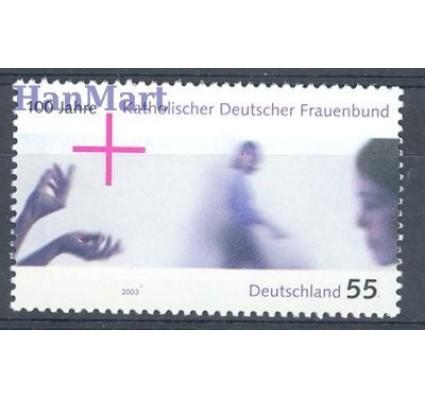 Znaczek Niemcy 2003 Mi 2372 Czyste **