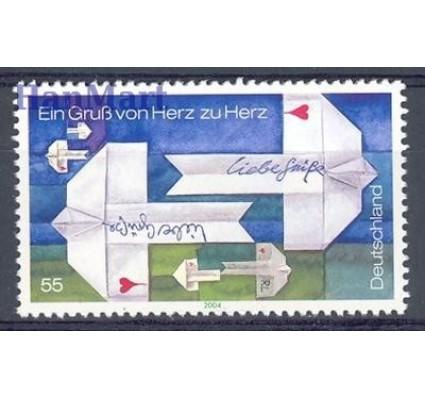 Znaczek Niemcy 2004 Mi 2387 Czyste **