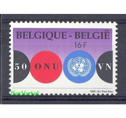 Znaczek Belgia 1995 Mi 2653 Czyste **