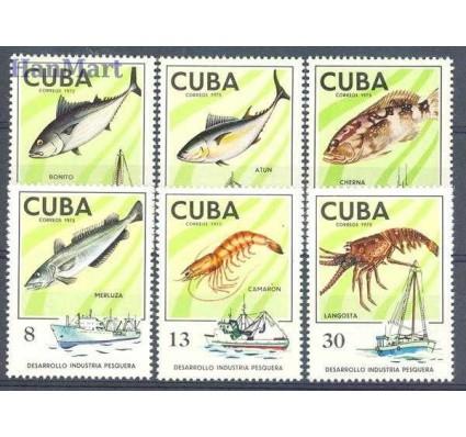 Znaczek Kuba 1975 Mi 2030-2035 Czyste **