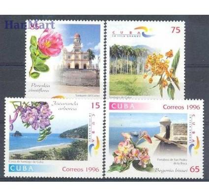 Znaczek Kuba 1996 Mi 3942-3945 Czyste **