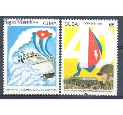 Znaczek Kuba 1996 Mi 3959-3960 Czyste **