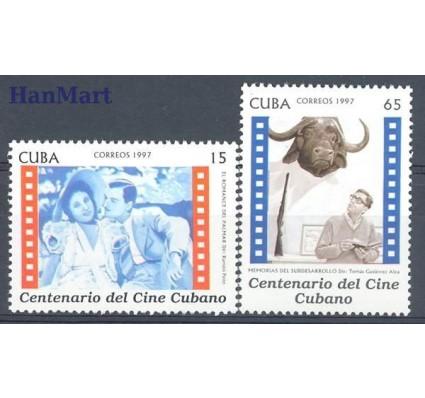 Znaczek Kuba 1997 Mi 3994-3995 Czyste **