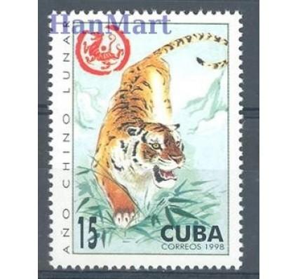 Znaczek Kuba 1998 Mi 4100 Czyste **