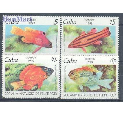 Znaczek Kuba 1999 Mi 4205-4208 Czyste **