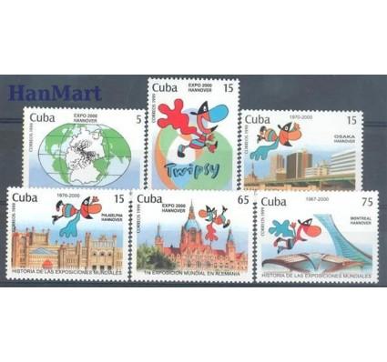Znaczek Kuba 1999 Mi 4232-4237 Czyste **