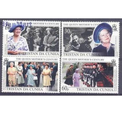 Znaczek Tristan da Cunha 1999 Mi 660-663 Czyste **