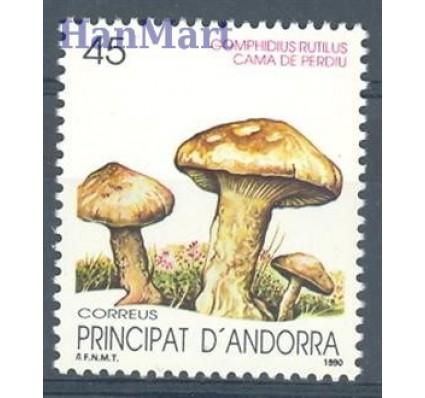 Znaczek Andora Hiszpańska 1990 Mi 216 Czyste **