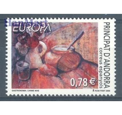 Znaczek Andora Hiszpańska 2005 Mi 324 Czyste **