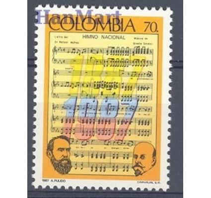 Znaczek Kolumbia 1988 Mi 1724 Czyste **