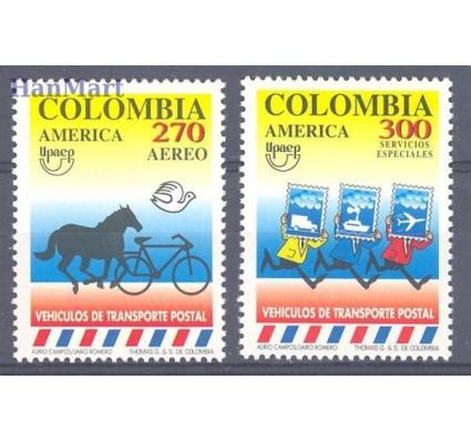 Znaczek Kolumbia 1994 Mi 1950-1951 Czyste **