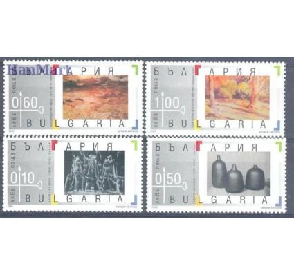 Znaczek Bułgaria 2009 Mi 4909-4912 Czyste **