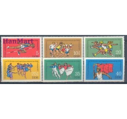 Znaczek NRD / DDR 1977 Mi 2241-2246 Czyste **