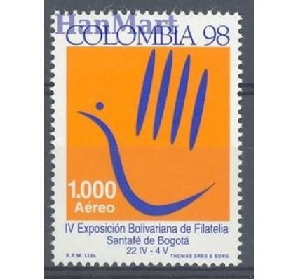 Znaczek Kolumbia 1998 Mi 2085 Czyste **