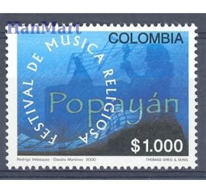 Znaczek Kolumbia 2000 Mi 2150 Czyste **