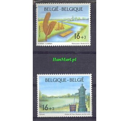 Znaczek Belgia 1995 Mi 2634-2635 Czyste **