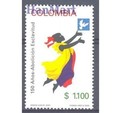 Znaczek Kolumbia 2001 Mi 2168 Czyste **
