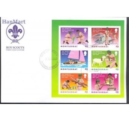 Znaczek Montserrat 2007 Mi 1353-1358 FDC