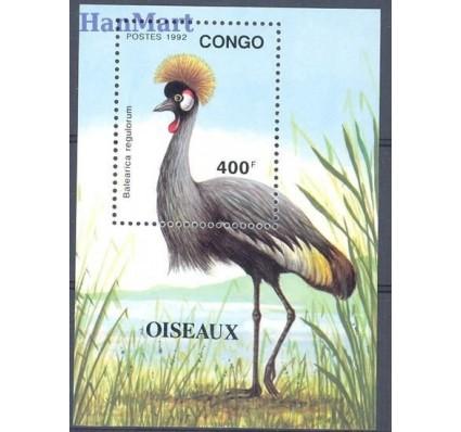 Znaczek Kongo 1992 Mi bl 94 Czyste **