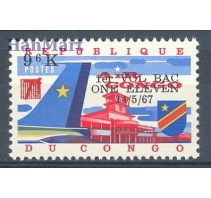 Znaczek Kongo Kinszasa / Zair 1967 Mi 303 Czyste **