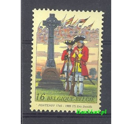Znaczek Belgia 1995 Mi 2652 Czyste **