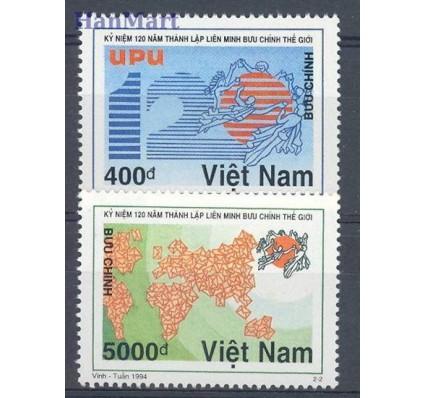Znaczek Wietnam 1994 Mi 2624-2625 Czyste **