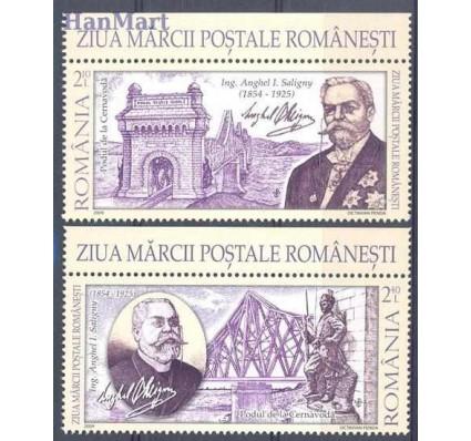 Znaczek Rumunia 2009 Mi 6371-6372 Czyste **