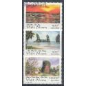 Wietnam 1999 Mi 2989-2991 Czyste **