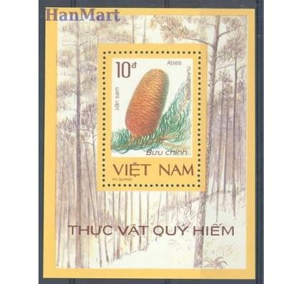 Znaczek Wietnam 1986 Mi bl 52 Czyste **