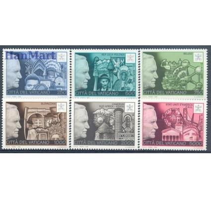 Znaczek Watykan 1996 Mi 1190-1195 Czyste **