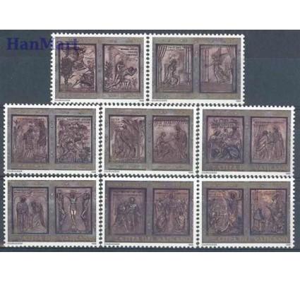 Znaczek Watykan 1999 Mi 1303-1310 Czyste **