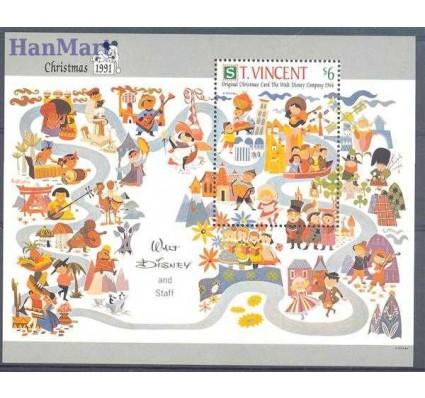 Znaczek St. Vincent 1991 Mi bl 196 Czyste **